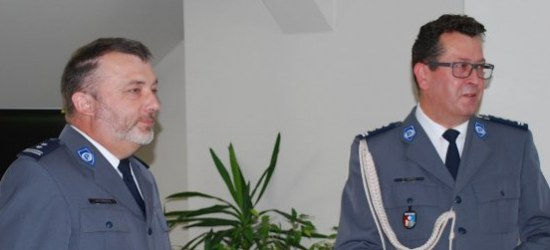 Nowy p.o. komendanta policji w Strzyżowie