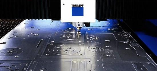 Nowoczesny proces technologiczny cięcia laserem w budowie maszyn iurządzeń
